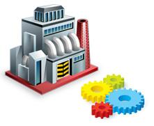 طراحی وبسایت ویژه شرکتهای تولیدی